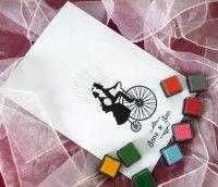 Svatební kolo - netradiční kniha hostů - A4