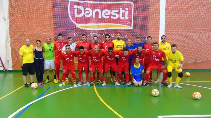 Futsal: Sport Club cilindrou no Sabugal com chapa nove https://goo.gl/mQKyC1 #futsal #ferreiradozezere