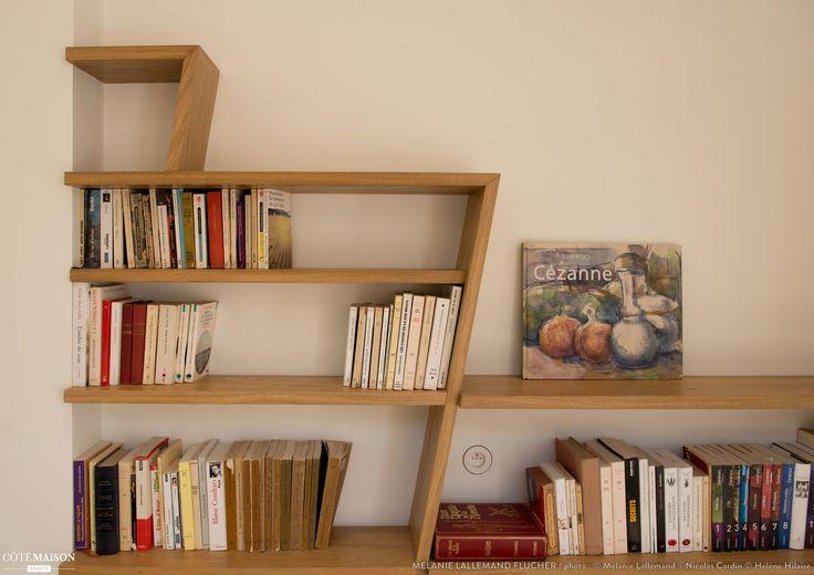 la maison bois m lanie lallemand flucher c t maison inspiration escalier pinterest. Black Bedroom Furniture Sets. Home Design Ideas