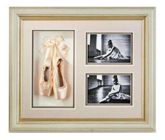 Beautiful idea ballet shadowbox