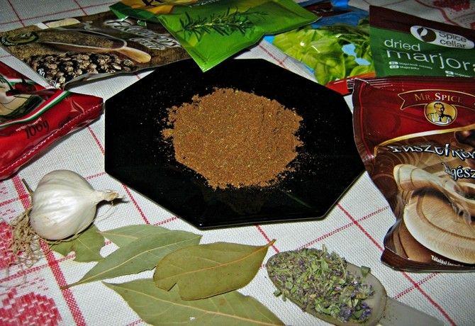Gyros fűszerkeverék házilag recept képpel. Hozzávalók és az elkészítés részletes leírása. A gyros fűszerkeverék házilag elkészítési ideje: 5 perc