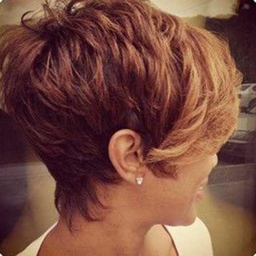 25 couleur pour cheveux courts | www.short-coupe de cheveux … – styles de cheveux – #color # pour …