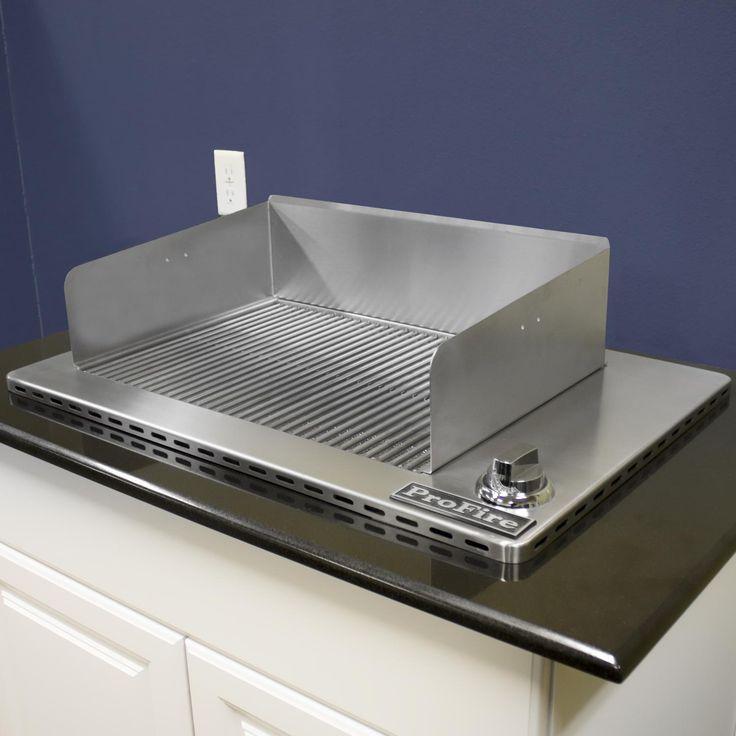 $2050. ProFire 30-Inch Indoor Propane Gas Grill - PFINDOOR-LP ProFire 30-Inch Indoor Propane Gas BBQ Grill - PFINDOOR-LP. $2050