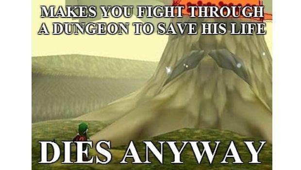The Legend of Zelda memes: The best Zelda jokes and images we've seen   GamesRadar