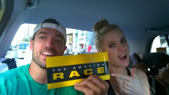 Amazing Race #teamSoCal