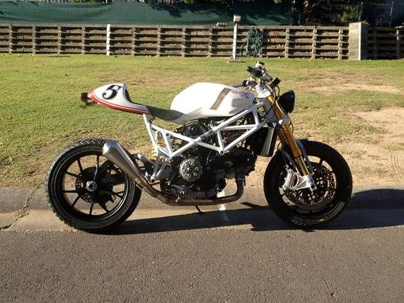 Ducati ST3 Modded