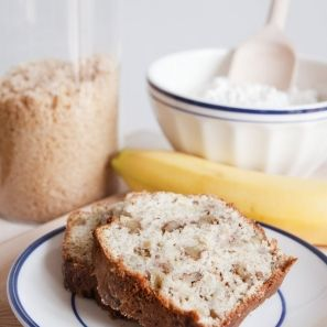 Bananen-walnotencake - Dille & Kamille