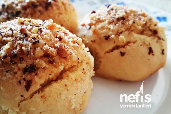 5 dakikada hazırlanan pratik bir kurabiye tarifi. 5 Dakika Kurabiyesi