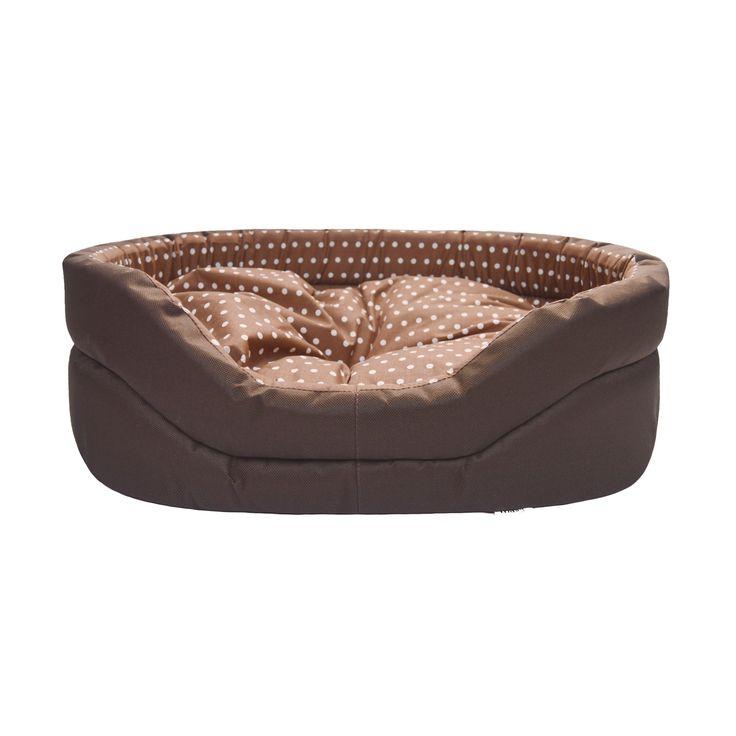 Pohodlný, ručně šitý pelíšek pro psy i kočky. Typ Maxi.