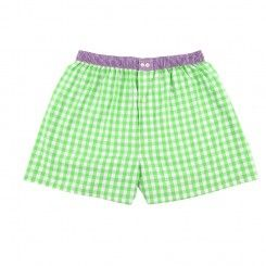 Dash of green won't go unseen #boxers #giftsfordad #blokes