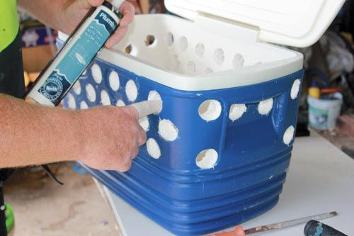 Build Your Own Evaporative Cooler : Best water cooler like a swamp but diy images on