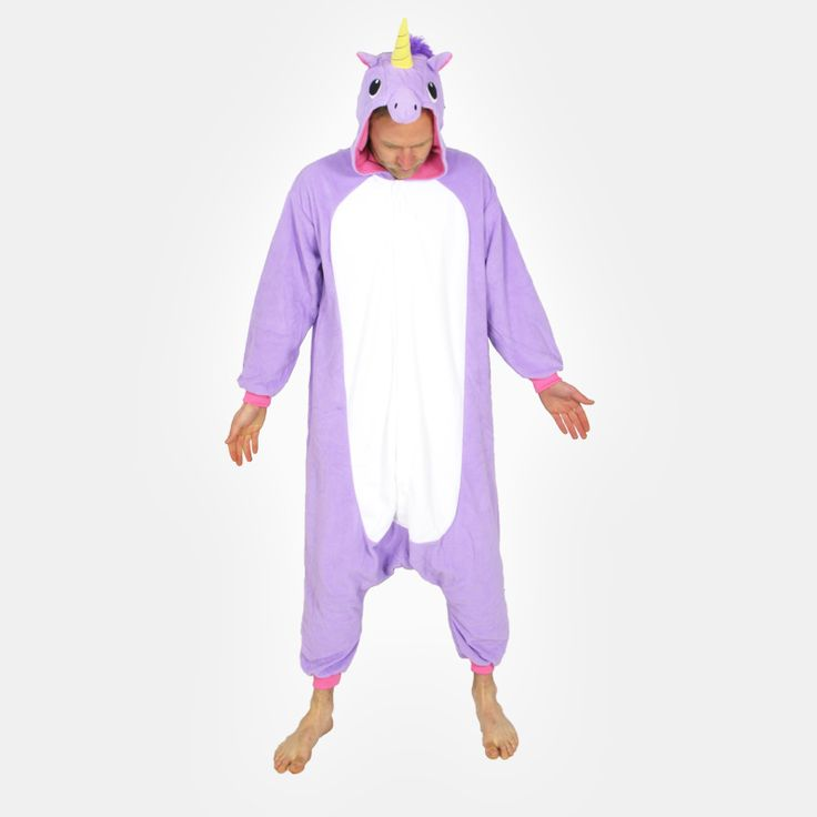 Purple Unicorn Onesie (Adult) by Sazac - amazing!   Woop Woop! It's the Purple Unicorn Onesie, new in stock and available at www.zoohood.co.uk/purple-unicorn-onesie-adult-by-sazac/