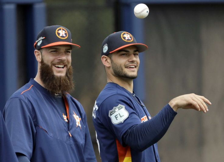 Healthy Keuchel, McCullers encouraging sign for Astros = WEST PALM BEACH, Fla. — Dallas Keuchel and Lance McCullers were joined at the hip throughout the offseason and have continued to be that way through the first week of spring training. McCullers…..