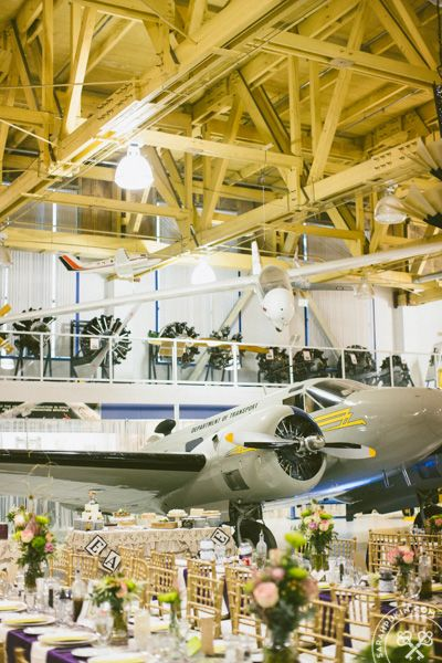 The Aero Space Museum of Calgary Sarah Pukin | Jen & Julian Married! - Sarah Pukin