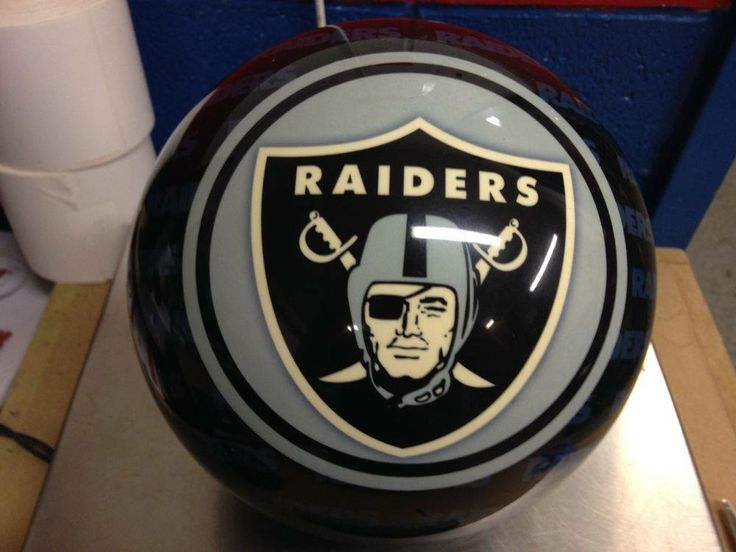 raiders bowling
