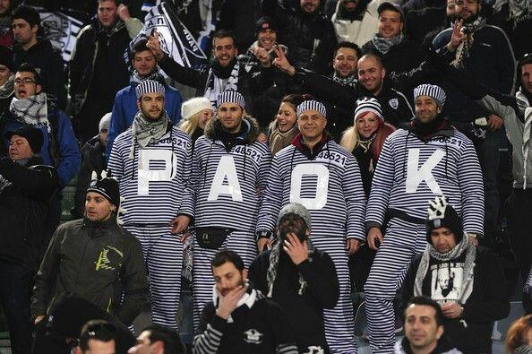 PAOK | Prisoners