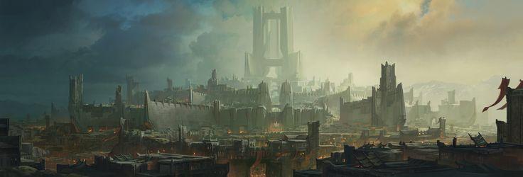 NOXUS - Le Bastion immortel
