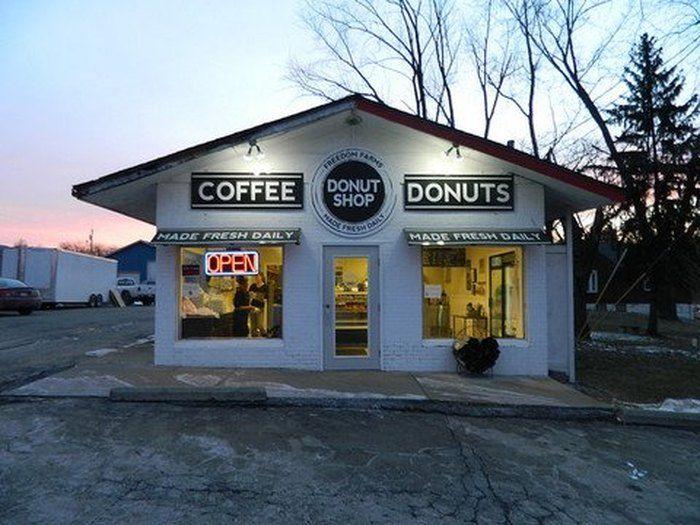8 Freedom Farms Donut Shop Butler Donut Shop Donuts Pennsylvania Travel Bucket Lists