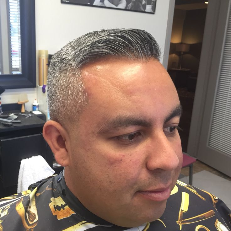 Low Bald Fade With A Combover!