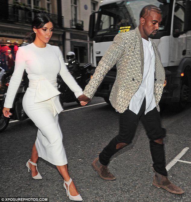 Pleasant 1000 Ideas About Kanye West Haircut On Pinterest Kim Kardashian Short Hairstyles Gunalazisus
