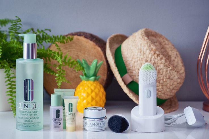 kosmetyki do oczyszczania cery w domu