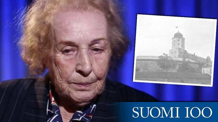 """""""Se oli niin surullinen näky"""" – Irma Lähdesmäki näki Viipurin kaduilla konkreettisesti kesän 1944 järkyttävän tilanteen - Suomi 100 - Ilta-Sanomat"""