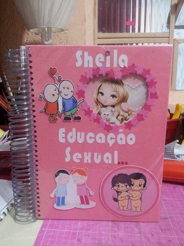 Caderno de 10 materias