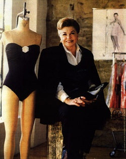"""Esther Williams Swimwear ~ """"I can't remember a time when I wasn't in a swimsuit. There were all those hours and weeks and years of competitive swimming – and 'magic movie swimming'!"""" Esther Williams"""