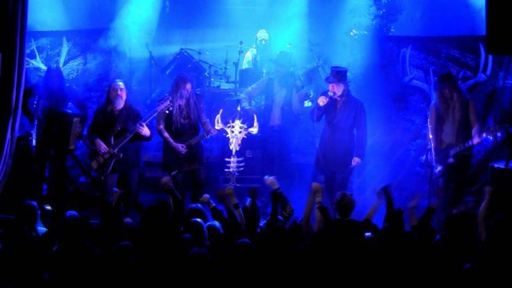 Korpiklaani Ukon Wacka Live feat. Tuomari Nurmio (Pro quality)