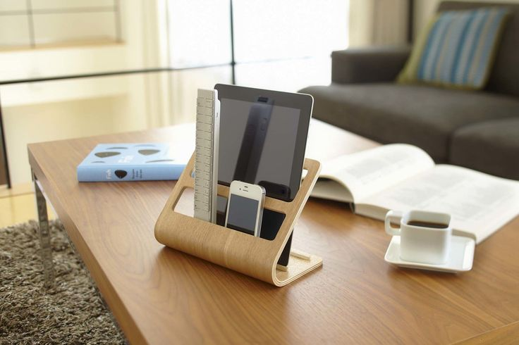 Rin Plywood Remote Controller Rack