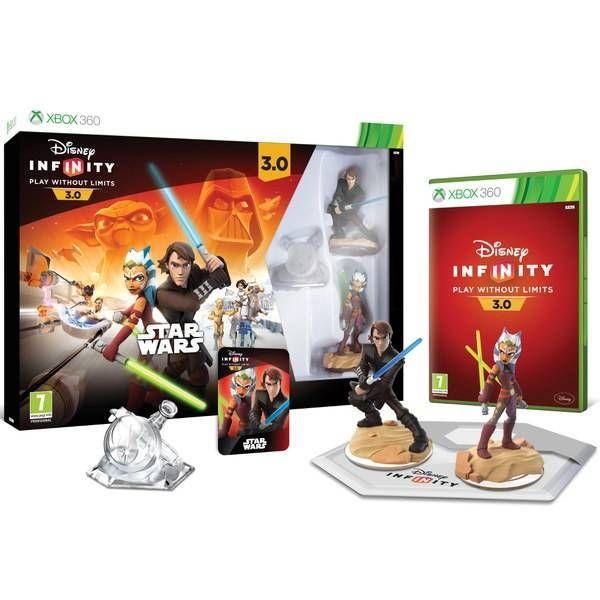 Disney Disney Infinity 3.0 Star Wars (Starter Pack) (Xbox360)  #disney #disneyinfinity #starwars #infinity3.0 #xbox360 #starterpack #videogame #videogames