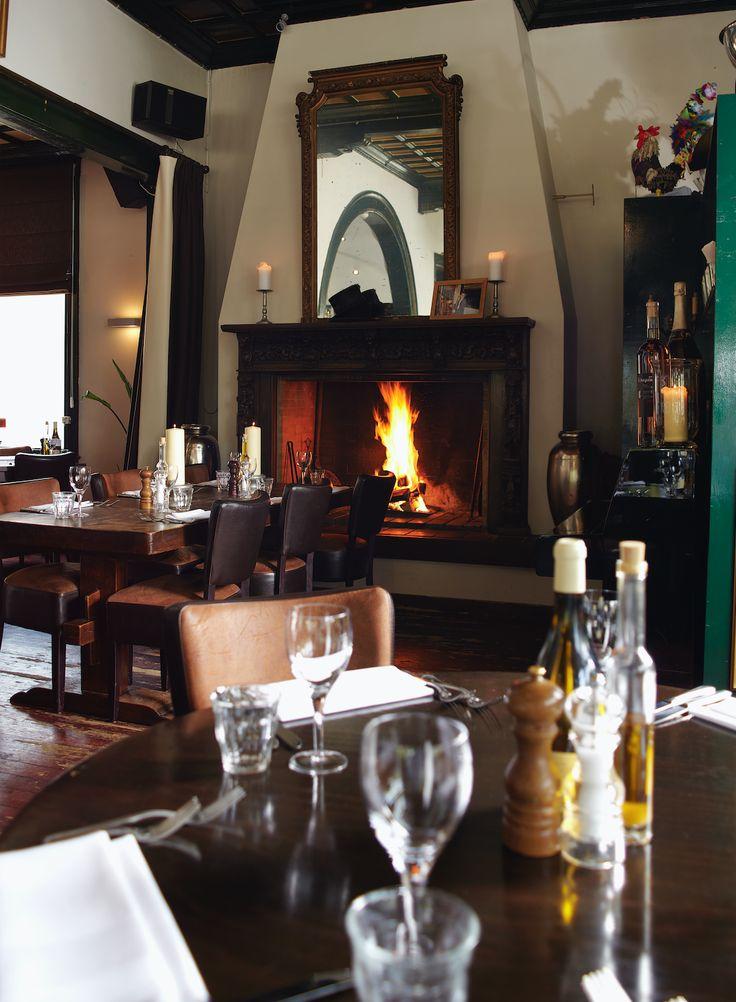 Grand Café Restaurant, Archibald, Bussum, Noord-Holland.