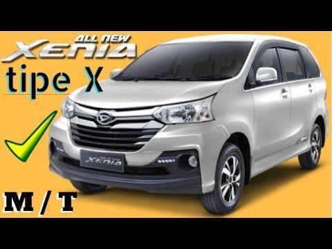 """Daihatsu Xenia"" Tipe X MT Mobil Impian Keluarga Muda"