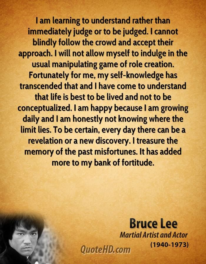 Bruce Lee Quotes | QuoteHD