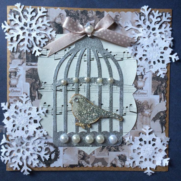 Victorian Christmas Card Designs