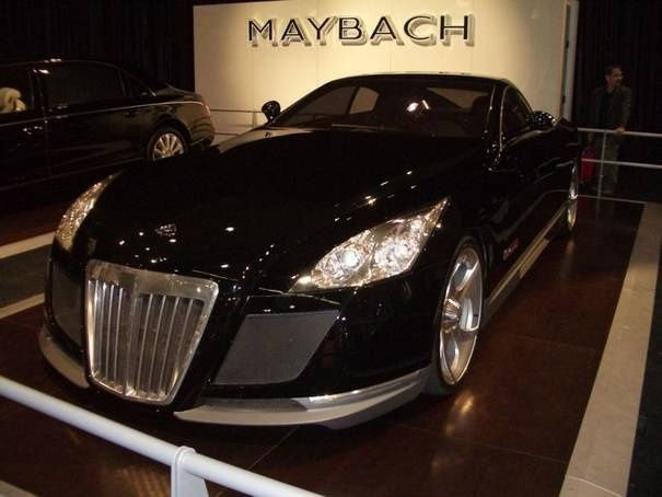 ... Maybach Exelero