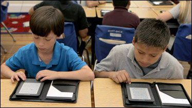 Tips for Using the Kindle in the Classroom