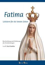 Dieses Buch ist eine Antwort auf die Anfragen derer, welche die Botschaft und die Spiritualität von Fatima besser kennenlernen wollen. Die einzelnen Ereignisse werden von Pater Karl Stehlin eingehend beschrieben, ihre Aktualität aufgezeigt und auf das persönliche, geistliche Leben angewandt.