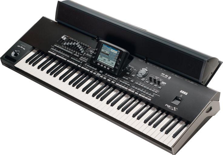 KORG PA3X 76 + Systeme d'amplification - Station Arrangeur Professionnelle de la marque Korg - €3699