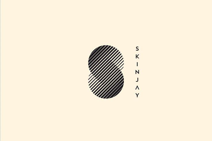 Branding pour Skinjay par l'agence de design Be Dandy