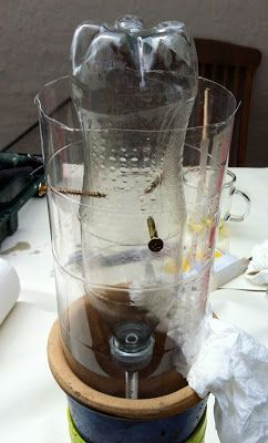 Initiales GG ... : DIY : une lampe en béton!