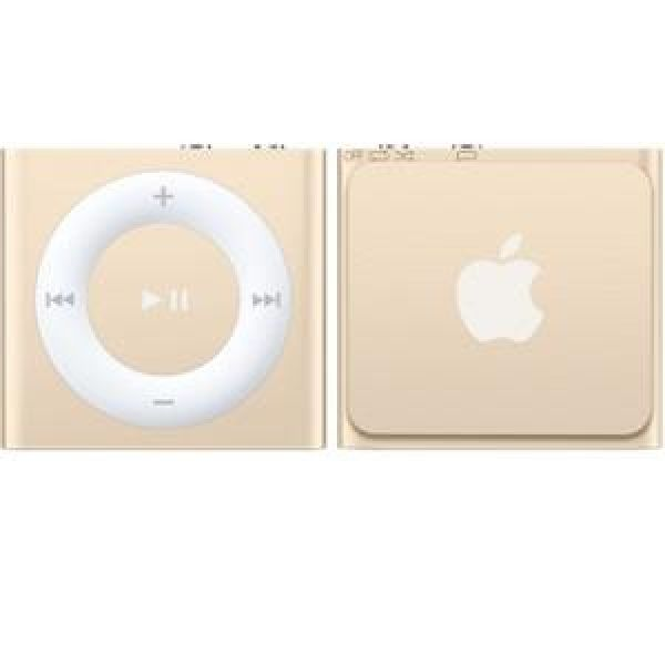 Apple iPod shuffle 2GB - Gold - Odtwarzacz 2GB - Satysfakcja.pl