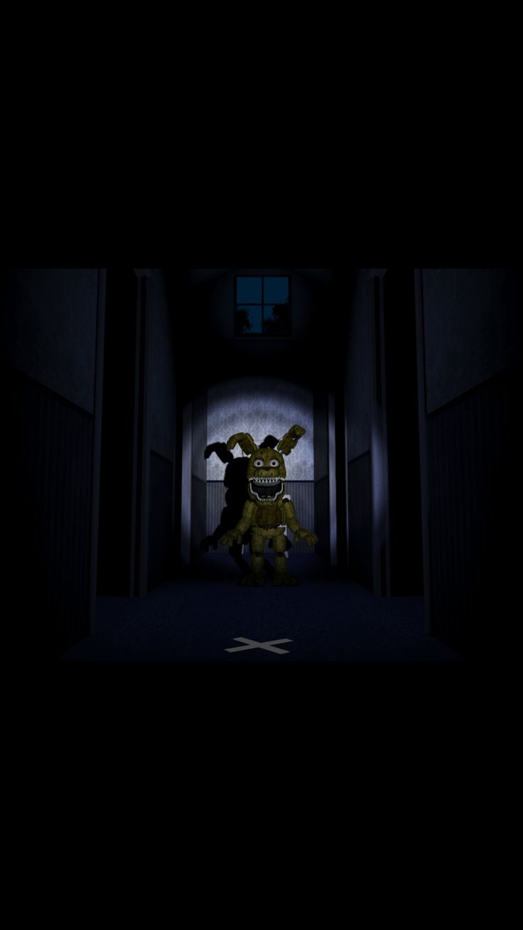 Five nights at freddys dress up game - Screenshot Taken As Plushtrap Moves Off Of His Chair In The Mini Game Fun With Plushtrap From Five Nights At Freddy S