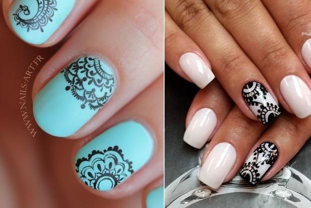 Модный маникюр 2016: теперь индийские узоры мехенди на ваших ногтях http://joinfo.ua/lady/beauty/1172391_Modniy-manikyur-2016-indiyskie-uzori-mehendi.html