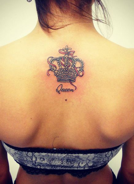 crown tattoo ink youqueen girly tattoos crown
