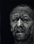 Arne Bendik Sjur. Self Portrait VII, 1995.