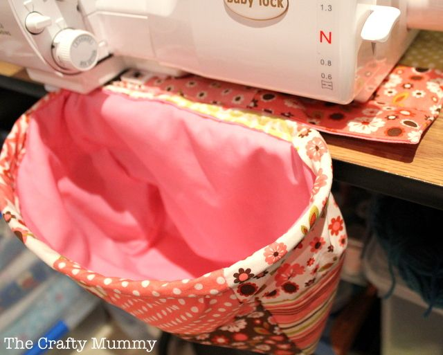 serger overlocker mat with bag