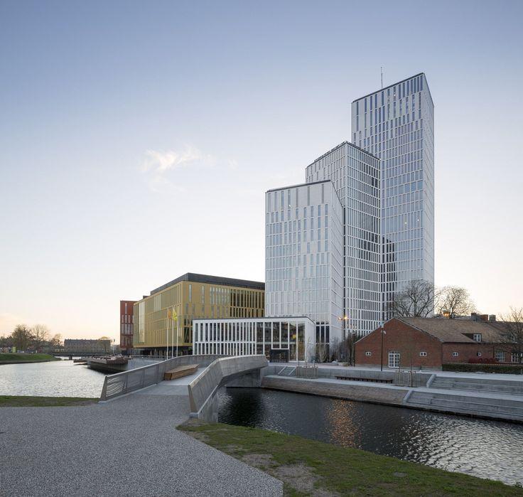 City in the City / Schmidt Hammer Lassen Architects