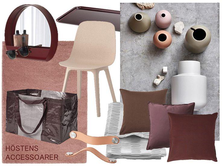 TBT: Höstens hetaste färgskala | IKEA Livet Hemma – inspirerande inredning för hemmet