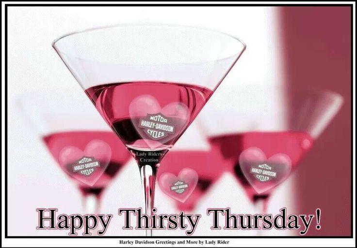 Happy Thirsty Thursday
